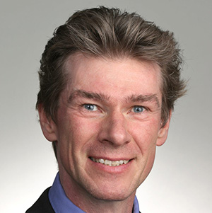 Speaker - Prof. Dr. Thilo Hinterberger
